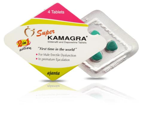 SUPER KAMAGRA pillole